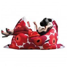 Sitzsack Marimekko unikko original red