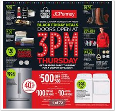 See the JCPenney Black Friday Ad the best Black Friday deals c4e429910