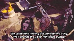 and that is exactly what they did <3 bvb I love them so much!!!
