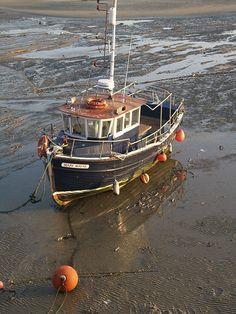 Fishing boat Folkestone Harbour [shared]