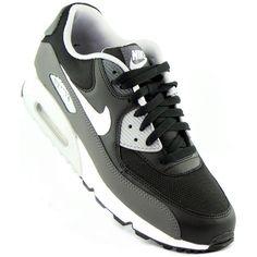 Nike Air Max 90 Essential schwarz blk/dkgrey