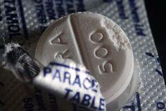 La huella hepática del exceso de paracetamol en Europa. www.farmaciafrancesa.com