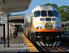RailPictures.Net Photo: CFRC 103 Sunrail MPI MP32PH-Q at Debary, Florida by Bob Pickering (BP)