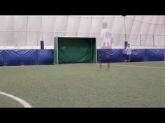 Soccer Shooting Drills: One Time Shooting For Soccer Players