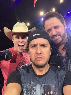 June 20,2015 Kick the dust up tour TCF Stadium,Mn. ❤️ Luke Bryan ❤️with Dustin Lynch, Thomas Rhett,Randy Houser,Florida Georgia Line