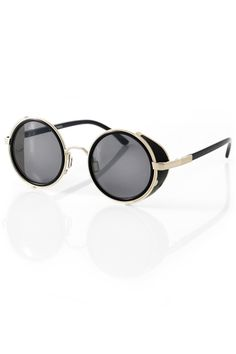 ac44750b5059 Rock and Roll Round-Frame Sunglasses Round Frame Sunglasses