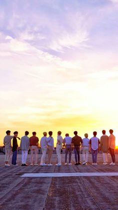 Seventeen Album, Joshua Seventeen, Carat Seventeen, Woozi, Wonwoo, Jeonghan, Kpop, Adore U, Seventeen Wallpapers
