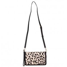 826892108ce48 DKNY 433310901 Womens Shoulder Bag Handbag AW13 Black Animal available at  www.hypedirect.com  animal  amimalprint  womens  fashion   style  bag   leopard ...