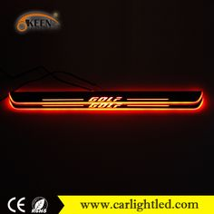Check out this product on Alibaba.com APP Corlorful fashion car led moving door scuff plate/led door sill light for Volkswagen Golf 4th T10 Led, Led Headlights, Lighting System, Car Lights, Volkswagen Golf, Bulbs, Plate, App, Check