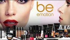 Confira toda linha de produtos be emotion a melhor marca de beleza que patrocinou o miss Brasil www.polishop.com.vc/divashopping
