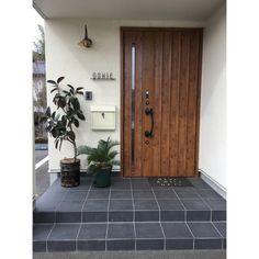 The Best Minimalist Door Design House Design, House Interior Decor, Entrance Design, House Architecture Design, Home, House Entrance, House Doors, Minimalist Home, House Exterior