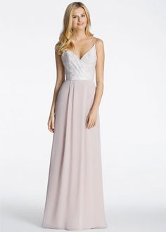 bb7b68c44d4 Hayley Paige Occasions 5605. Bridesmaid Dress ...