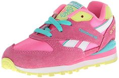 Reebok GL 2620 Classic Sneaker (Infant/Toddler),Electro Pink/Timeless Teal/High Vis Green,10 M US Toddler Reebok http://www.amazon.com/dp/B00H3071L6/ref=cm_sw_r_pi_dp_Ta.Eub0G0G613