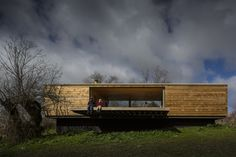 Image 2 of 35 from gallery of B House / ch+qs arquitectos. Photograph by Fernando Guerra | FG+SG