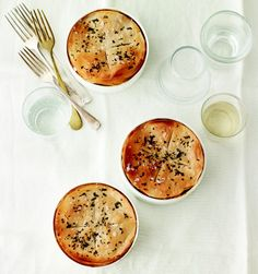 Martha Stewart Recipe: Vegetable-Barley Pot Pies