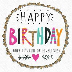 Free Happy Birthday Cards, Happy Birthday Art, Happy Birthday Wishes Quotes, Birthday Blessings, Happy Birthday Pictures, Birthday Love, Happy Birthday Greetings, Birthday Greeting Cards, Happy Birthday Beautiful