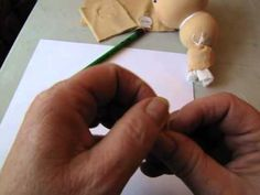 Stuffing dolls Please leave a comment.~tell me what you would like to learn - YouTube