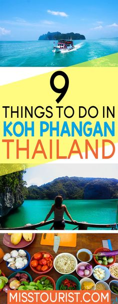 The first one I have visited was Koh Phangan. It was a right choice as it appeared to be my favorite Thai Island! I have stayed there enough days to make a compilation of the best things to do there. If you are thinking to go to Thailand soon or just curious how is it there on the paradise Island, read on, this article is for you!