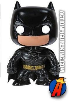 Batman Dark Knight Trilogy Funko Pop! Heroes Figure #19 #funko #darkknight #batman #popheroes #actionfigures #actionfigure