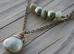Pretty 2 layer necklace