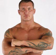 Randy tattooed guys beating off