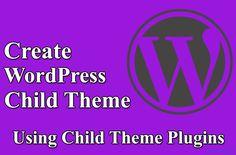 Best Child Theme WordPress Plugin 2016  http://www.frip.in/child-theme-wordpress-plugin/