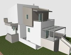 """Check out new work on my @Behance portfolio: """"Suburb House"""" http://be.net/gallery/32405711/Suburb-House"""