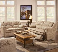 Lane 344 Cameron Group | Reclining Sofas | Sofas and Sectionals Cozy Living Rooms, Reclining Sofa, Sofa Furniture, E Design, Interiores Design, Recliner, Sofas, Family Room, Sweet Home