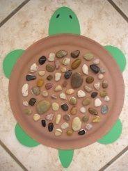 Turtle craft so cute