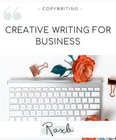 Creative Writing for Business - Roxb Copywriting Descriptive Words, Business Writing, Word Pictures, Writing Help, Business Website, Copywriting, Marketing Materials, Have Some Fun, Creative Writing
