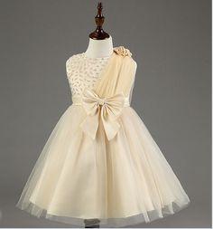 Kids Formal Wear Children's dress Girls New Princess Flower Girl princess Dress