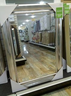 Something Like That | Just another WordPress site ----use for replacement of large frameless bathroom mirror.