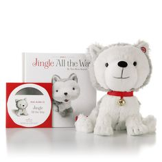 Your little ones will love Jingle, the interactive dog and his story! Available at Hallmark for $34.95
