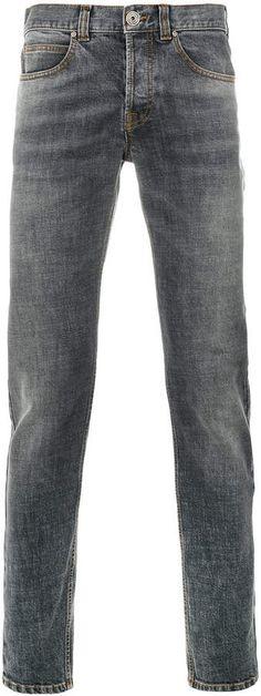 Eleventy slim-fit jeans Slim Jeans, Fitness, Cotton, Pants, Men, Shopping, Fashion, Moda, Trousers