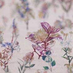 Zadok Ben David created this incredible installation using 12,000 cut steel botanical specimens
