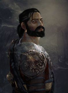 Dragon Age Origins: Duncan by olivegbg on deviantART