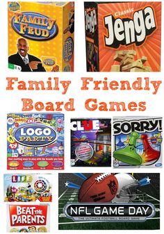 Family game nights a