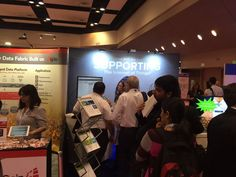 Full booth for @support_com at #iotworld16 this morning! Rock on - Twitter Search