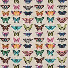 Products | Harlequin - Designer Fabrics and Wallpapers | Papilio (HAMA120344) | Amazilia Fabrics