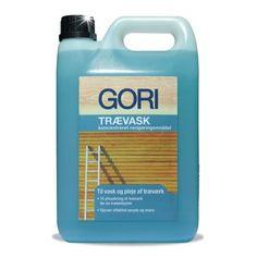 GORI trævask / Størrelse: 2,5 ltr