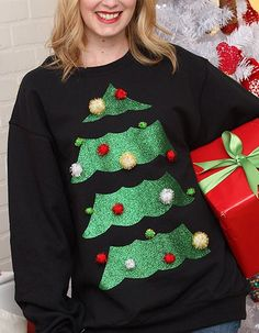 ugly tree sweater