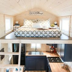 Uncharted Tiny Homes - custom builder this home is roughly $50k