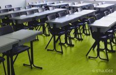 STIJLIDEE Kleuradvies voor Basisschool Het Kompas en IKC Royal Kids Home via www.stijlidee.nl