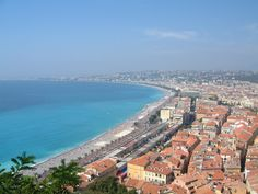 Nice, France, Where I had the time of my life!