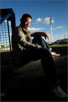 Ichiro Suzuki- Baseball player for the Mariners (MLB)
