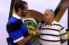 Churrasco de aniversário do Círculo Militar de Campinas. Claudinei Corsi e Eduardo de Moraes. 27/04/2014