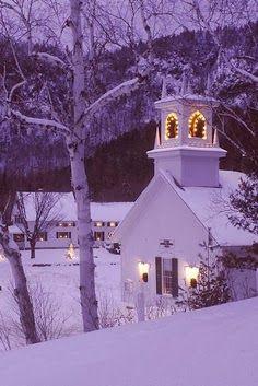 /Church in Winter