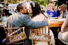 Rustic Pie Ranch Wedding: Suzanne + Justin, bride wore BHLDN #BHLDNbride