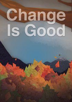 Seasonal Poster Design Series by Brittany Lee, via Behance