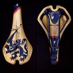 Tom Boonen's Saddle